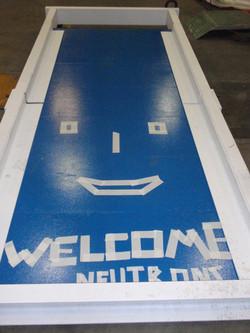 Welcome Neutrons! :)