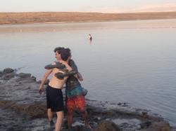 Efrain&Axel Bonding (Dead-Sea 2017)