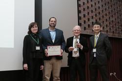 Or Receiving the G. Altarelli Award