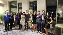 LNS Holiday Reception (Dec. 2017)