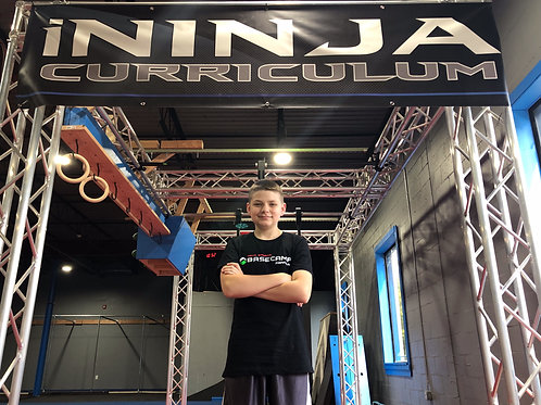 Ninja Warrior Spring Break Camp