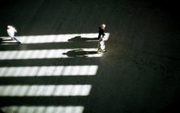 my shadow world