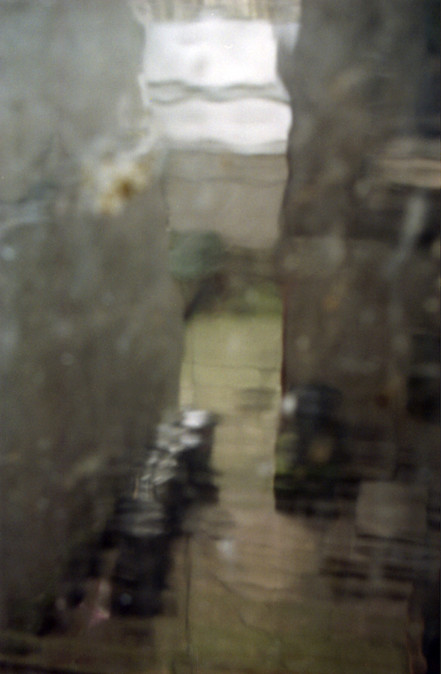 """Life through a window"""