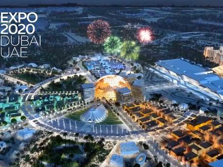 Connecting Minds, Creating the Future - EXPO 2020 DUBAI