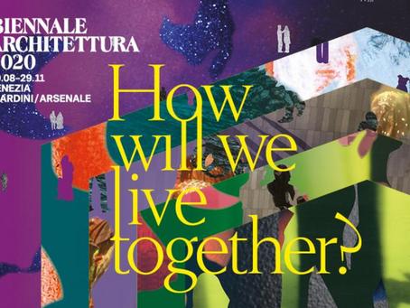 「我們將如何共同生活?」第十七屆威尼斯建築雙年展