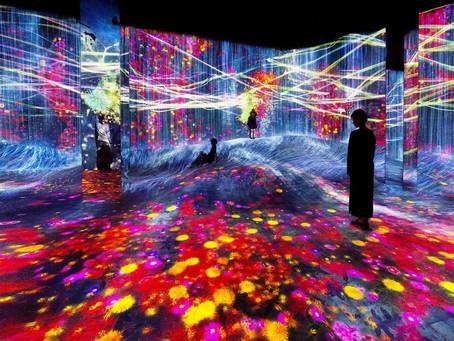 焦灼的張力  -  藝術與科技的融合發展