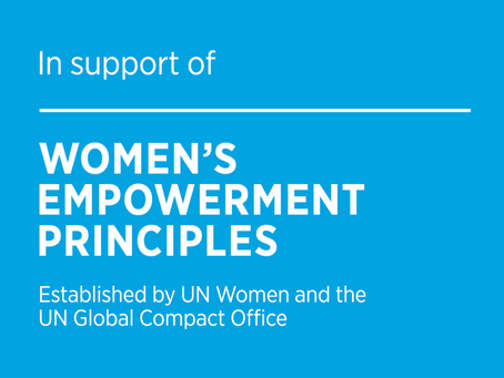 SIG Group Holding in support of Women's Empowerment Principles established by UN Women and UNGC
