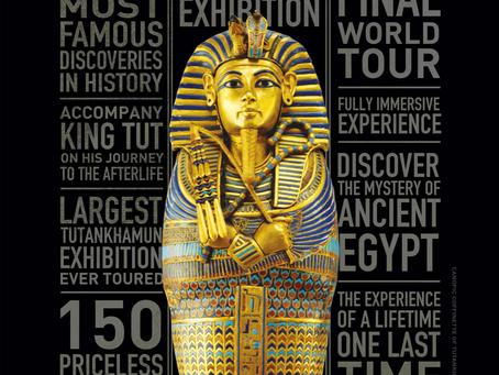 黃金法老的珍寶  -  紀念圖坦卡蒙陵墓發掘百週年