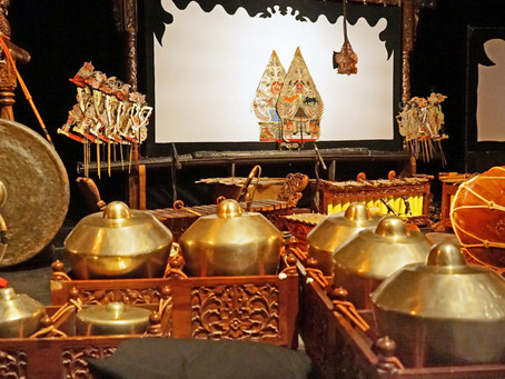 Music of the Islands: the beauty of Gamelan
