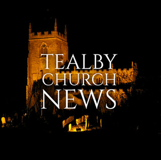 19/02/21 - Tealby Shop donates to Tealby Church