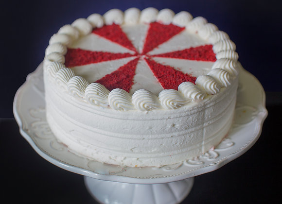 Red-Velvet Cheesecake (classic)