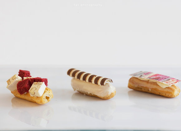 Chocolate Eclair (assorted)