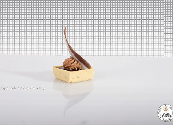Chocolate Ganache (valrhona)