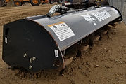 Bobcat Skidsteer Tiller attachment for rent, B&B Rental, Sidney, MT