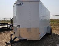 Rent Cargo Trailers, Haulmark 6' x 12' Cargo, B&B Rental, Sidney, MT