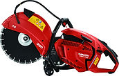 Rent Hilti DSH700 Concrete Saw, B&B Rental, Sidney, MT