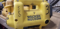Wacker Concrete Vibrator M2000 for rent, B&B Rental, Sidney, MT