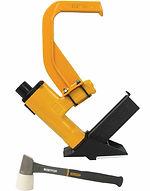 Rent Floor Nailing Stapler, Bostitch Model Mlll, B&B Rental, Sidney, MT