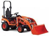 Tractors and Attachments at B&B Rental.jpg