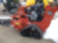 Rent Ditch Witch Trencher C16X, B&B Rental, Sidney, MT