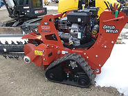 Rent Ditch Witch Trencher C16X, B&B Rental, Sidney, MT
