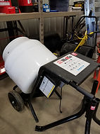 MultiQuip Concrete Mixer MC3SEA for rent, B&B Rental, Sidney, MT