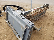 Bobcat Skidsteer Trencher LT 313, https://www.bbrental.com/skid-steers, Sidney, MT