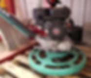 "Rent Multi Quip 24"" Power Trowel, B&B Rental, Sidney, MT"