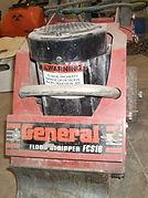 Rent Floor Stripper, General Floor Stripper, B&B Rental, Sidney, MT
