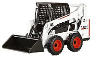 Bobcat Skidsteers & Attachments for rent at B&B Rental