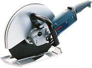 "Rent Bosch 1365 14"" Cut Off Electric Saw, B and B Rental, Sidney, MT"