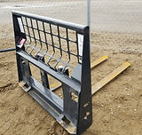 Rent Bobcat Forks at B&B Rental, Sidney, MT