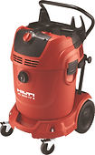 Rent wet/dry vacuum, Hilti VC 300-17X, B&B Rental, Sidney, MT