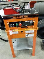 Rend Diamond DBD25X Electric Rebar Bender, B&B Rental, Sidney, MT