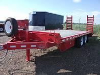 Rent Deckover, B-B 6' x 14' Deckover, GVWR 16K, B&B Rental, Sidney, MT