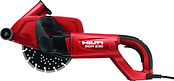 Rent Hilti DCH 230/300 Dry Cutter, B&B Rental, Sidney, MT
