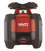 Rent Rotating Lazor, Hilti Lazoer PR 30-HVS, B&B Rental, Sidney, MT