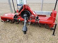 Tractor Rotary Tiller Attachment, B&B Rental, Sidney, MT