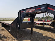 "Rent Gooseneck Dually Trailers, MaxxD GN 8'5"" x 34' Dually, B&B Rental, Sidney, MT"