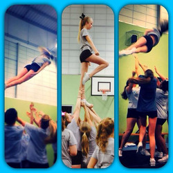 Training Sessions with the Starlites