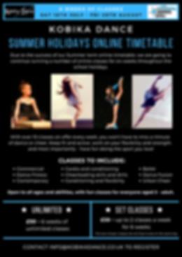 Kobika Summer Holidays Poster.png