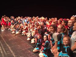 Schools Cheerleading Competition