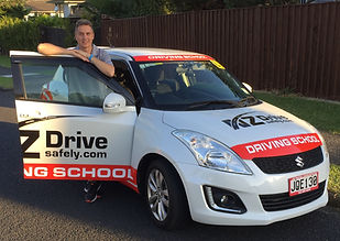 Driving School East Auckland
