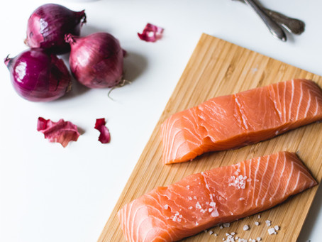 Finding healthy seafood picks!