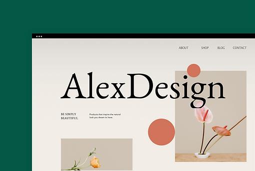 Tasarım Web Sitesi