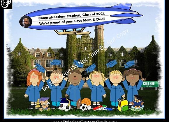 Hindenburg Graduate E-Card