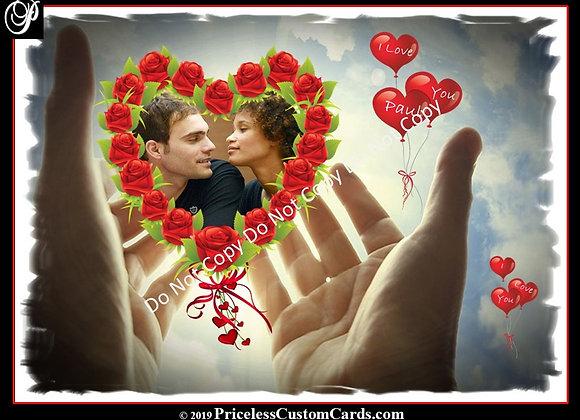 My Heart Valentine's E-Card