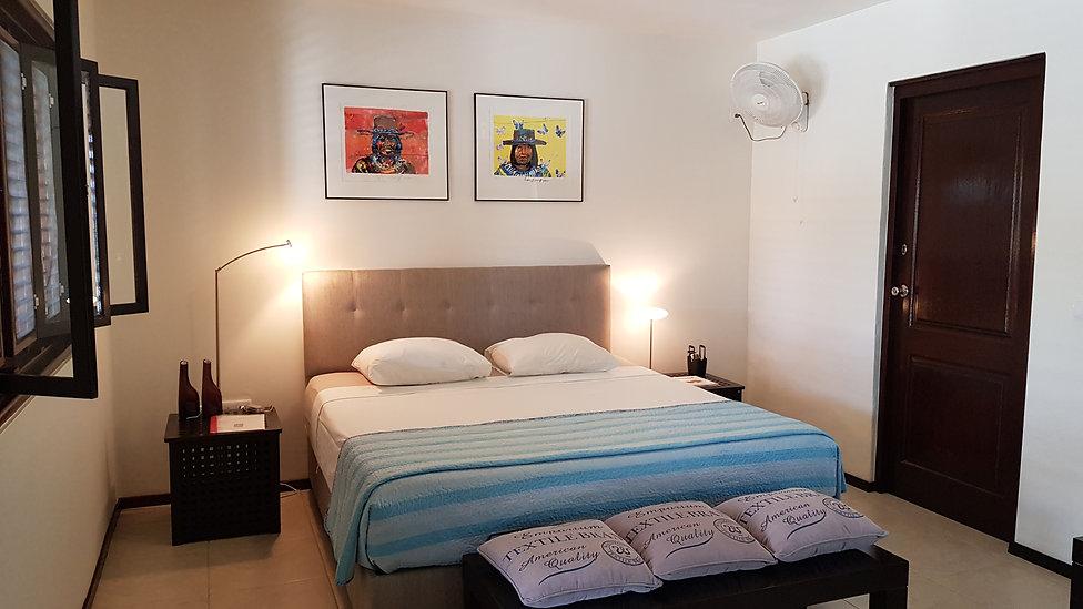 Kamer Salsa Villa Carina Apartments