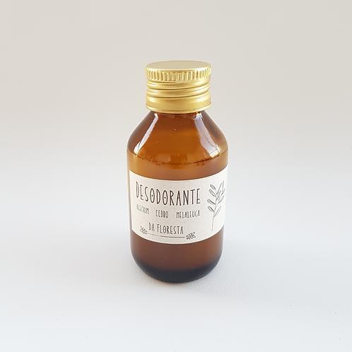 Desodorante líquido da Floresta