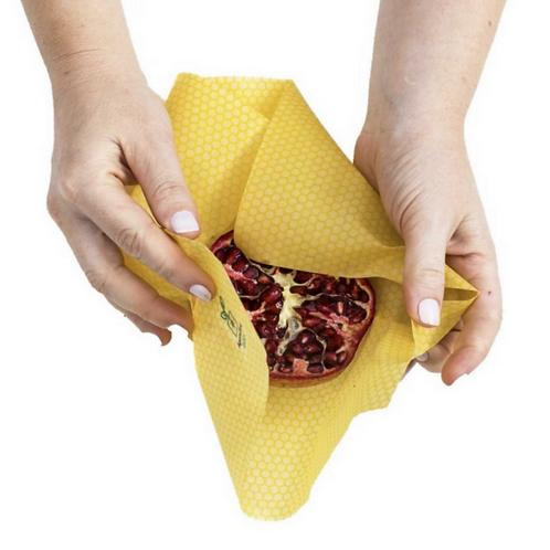 Kit paninho encerado (3 tamanhos) AGORA SOU ECO